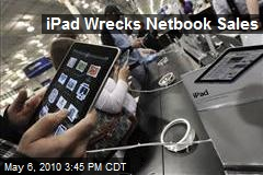 iPad Wrecks Netbook Sales