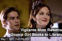 Gossip Girl series: Mom returns Gossip Girl series books she kept off library shelves for almost two years - OrlandoSentinel.com