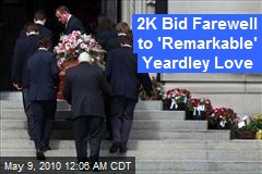 2K Bid Farewell to 'Remarkable' Yeardley Love