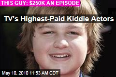 TV's Highest-Paid Kiddie Actors