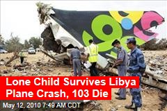 103 Dead in Libya Plane Crash
