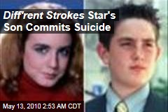 Diff'rent Strokes Star's Son Commits Suicide