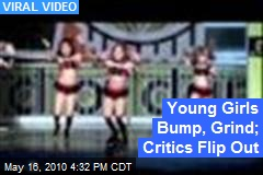 7-Year-Olds Bump, Grind; Critics Flip Out