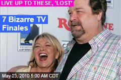 7 Bizarre TV Finales