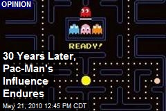 30 Years Later, Pac-Man's Influence Endures