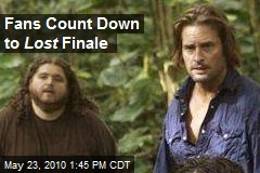 Fans Count Down to Lost Finale