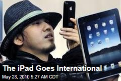 The iPad Goes International