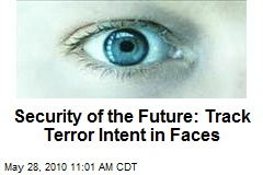 Security of the Future: Track Terror Intent in Faces