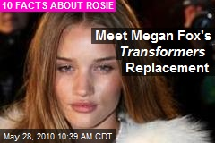 Meet Megan Fox's Transformers Replacement