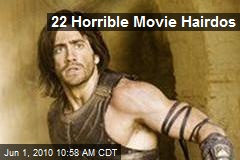 22 Horrible Movie Hairdos