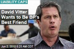 David Vitter Wants to Be BP's Best Friend