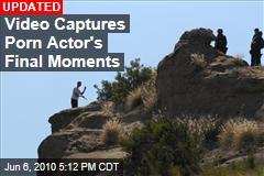 Video Captures Porn Actor's Final Moments