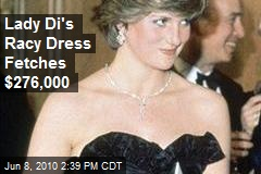 Lady Di's Racy Dress Fetches $276,000