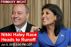 Nikki Haley Has Big Lead