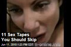 11 Sex Tapes You Should Skip
