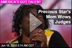 Precious Star's Mom Wows Judges
