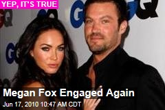 Megan Fox Engaged Again
