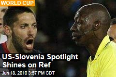US-Slovenia Spotlight Shines on Ref
