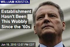 Establishment Hasn't Been This Wobbly Since the '60s
