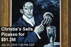 Christie's Sells Picasso for $51.2M