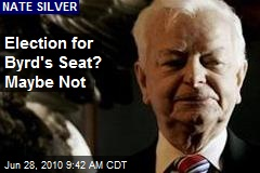 Election for Byrd's Seat? Maybe Not