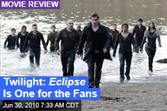 Twilight: Eclipse Is One for the Fans