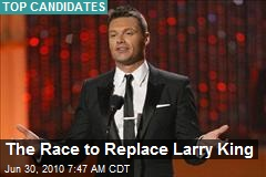 The Race to Replace Larry King