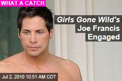 Girls Gone Wild's Joe Francis Engaged