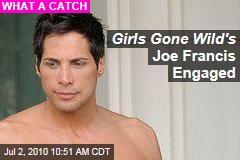Girls Gone Wild's Joe Francis Engaged