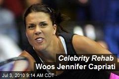 Celebrity Rehab's New Addiction: Jennifer Capriati