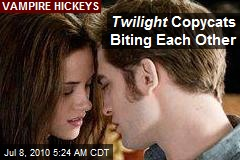 Twilight Copycat Teens Gnawing Each Other
