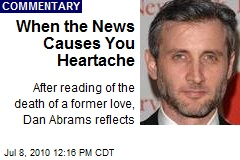 When the News Causes You Heartache