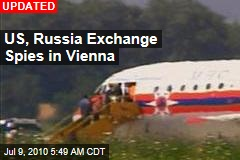 US, Russia Exchange Spies in Vienna