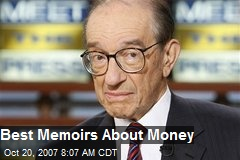 Best Memoirs About Money