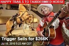 Trigger Sells for $266K