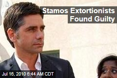 Stamos Extortionists Found Guilty