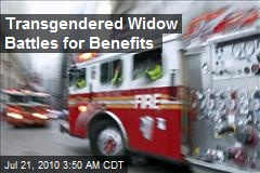 Transgendered Widow Battles for Benefits
