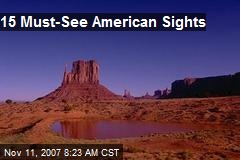 15 Must-See American Sights