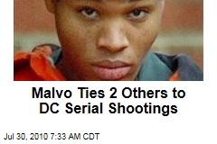 Malvo Ties 2 Others to DC Serial Shootings