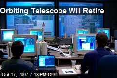 Orbiting Telescope Will Retire