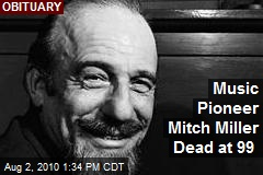 Music Pioneer Mitch Miller Dead at 99