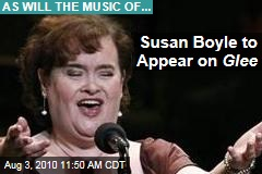 Susan Boyle to Appear on Glee
