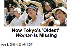Now Tokyo's 'Oldest' Woman Is Missing