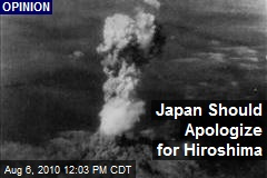 was it a necessary action to drop the bomb in hiroshima Was hiroshima necessary to provide proper and adequate assurance of good faith in such action that the first atomic bomb was dropped on hiroshima.
