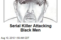 Serial Killer Attacking Black Men