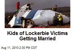 Kids of Lockerbie Victims Getting Married