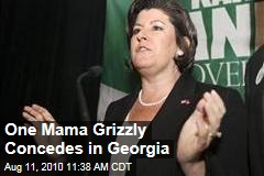 One Mama Grizzly Concedes in Georgia