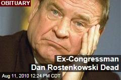 Ex-Congressman Dan Rostenkowski Dead