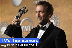 TV's Top Earners