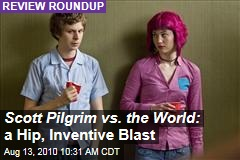 Scott Pilgrim vs. the World: a Hip, Inventive Blast